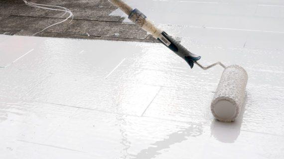 Acrylic Waterproofing Application